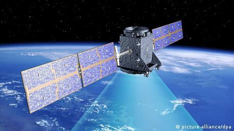Galileo Satellit