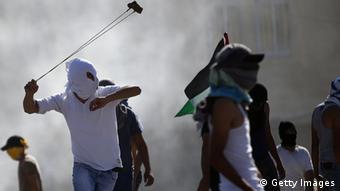 Israel - Ausschreitungen nach der Trauerfeier um Mohammed Abu Chedair