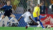 Deutschland vs Brasilien 30.06.2002