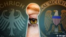 Symbolbild BND und NSA Spionageaffäre