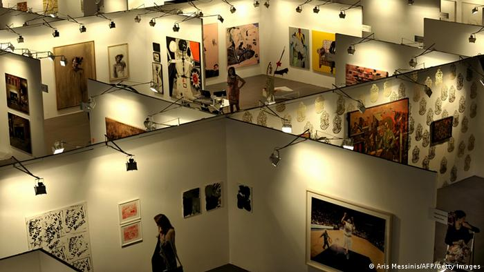 Art-Athina Kunstmesse in Athen Archiv 2009