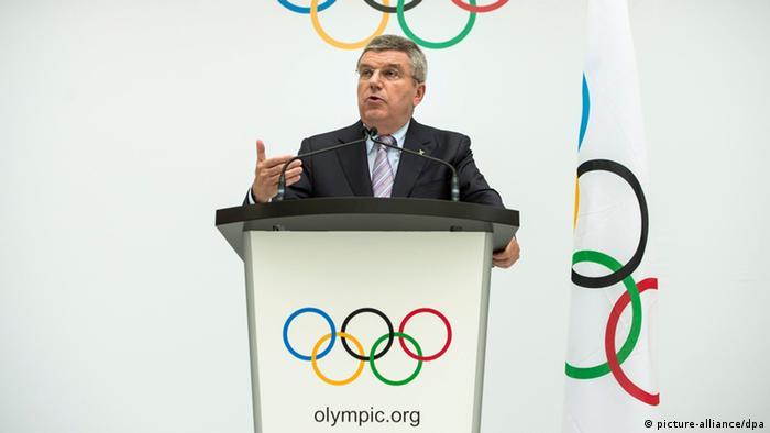 IOC kürt Kandidaten für Olympia 2022