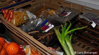 Label yang lebih jelas dapat mengurangi sampah makanan