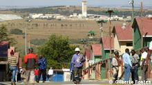 Bildergalerie Mosambik Minenarbeiter