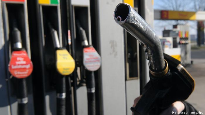Symbolbild Benzinpreise
