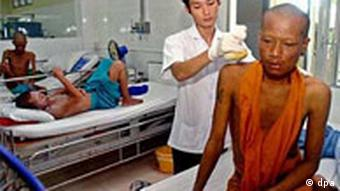 HIV Positive in Thailand