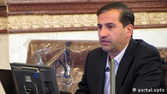 وحید حسینی، مدیرکل شرکت کنترل کیفیت هوای تهران