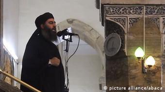 Novi vođa: Abu Bakr al-Baghdadi