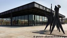 neue Nationalgalerie, Berlin, Deutschland, Europa