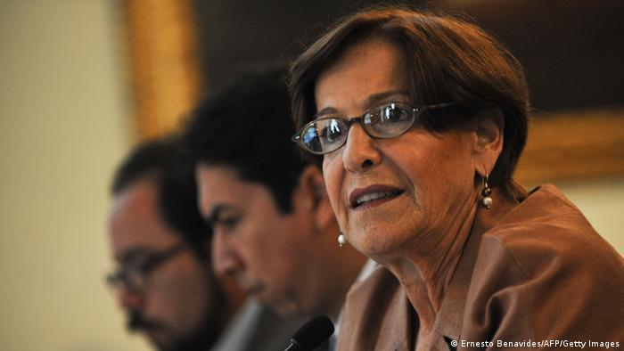 Susana Villaran Bürgermeisterin von Lima Peru (Ernesto Benavides/AFP/Getty Images)