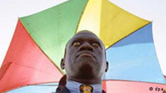 Uganda Oberst Kizza Besigye