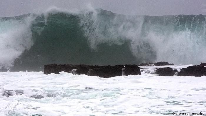 Super typhoon Neoguri takes aim at Japan | Asia | DW.DE | 08.07.2014