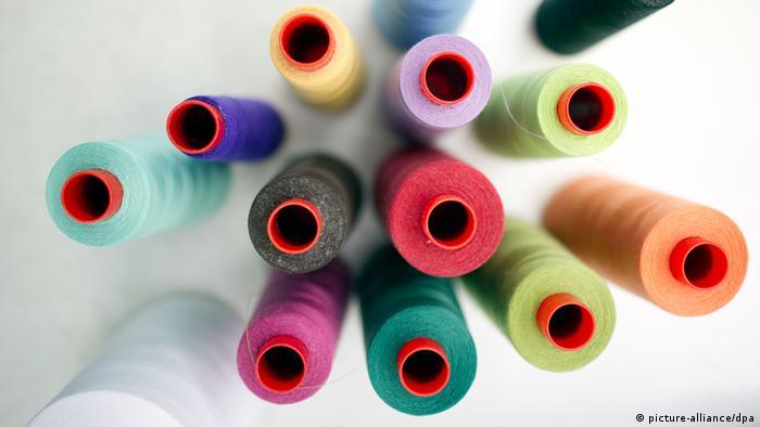 Текстильные нити