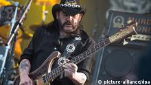Wacken Open Air WOA Lemmy Kilmister
