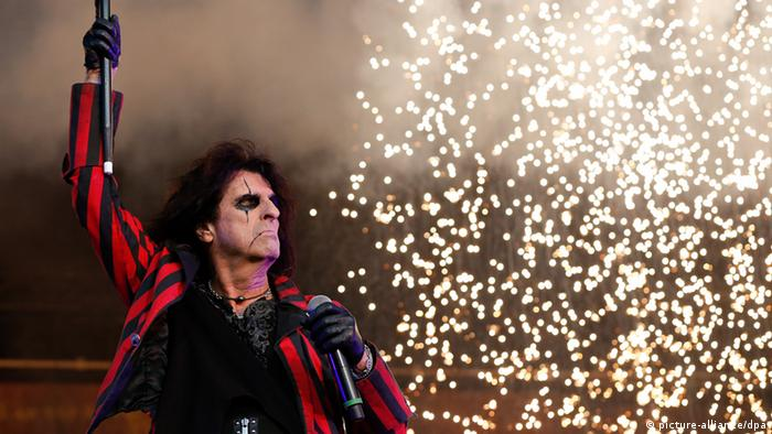 Wacken Open Air WOA Alice Cooper (picture-alliance/dpa)