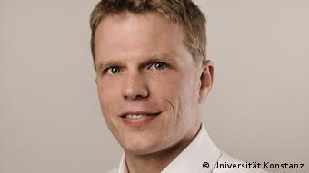 Rechtswissenschaftler Daniel Thym. (Foto: Universität Konstanz)