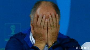 Fußball WM 2014 Halbfinale Deutschland Brasilien Trainer
