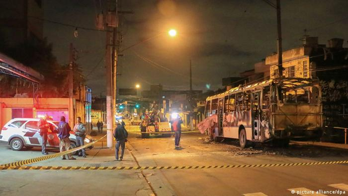 درگیریهای خشونتآمیز در سائوپائولو