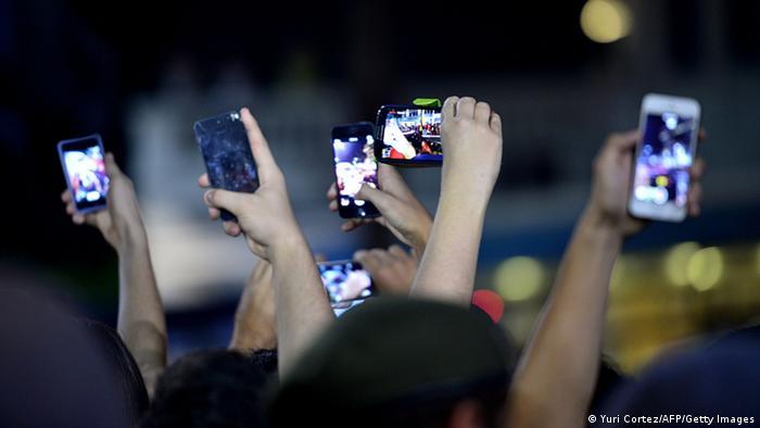 На ЧС-2018 смартфони рекомендують не брати