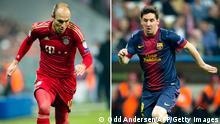 Kombo Robben Messi WM Halbfinale Vorschau