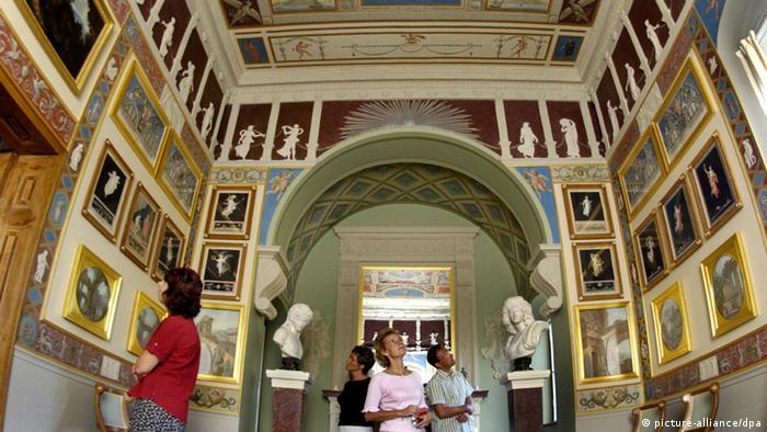 Bildergalerie Gartenreich Wörlitz