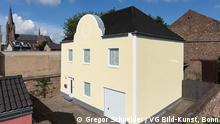 Synagoge Stommeln, Pulheim, Germany 03.07.2014 - HAUPTSTRASSE 85a BILD: Gregor Schneider / VG Bild-Kunst, Bonn