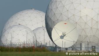 Symbolbild NSA Spionageaffäre (picture-alliance/dpa)