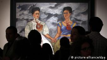 La mayoría de las 127 obras originales de Frida están en manos de coleccionistas privados.