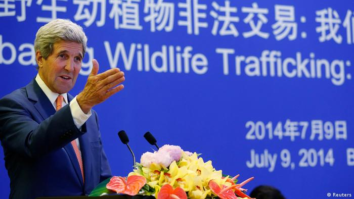 Kerry in China 09.07.2014
