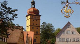 Segringer Tor in Dinkelsbühl