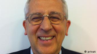 Kroatien Srdjan Dumicic Direktor der Firma Ipsos