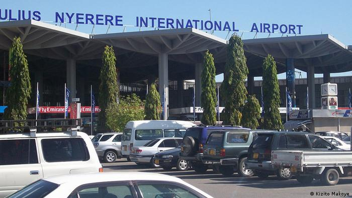 Flughafen Julius Nyerere Tansania