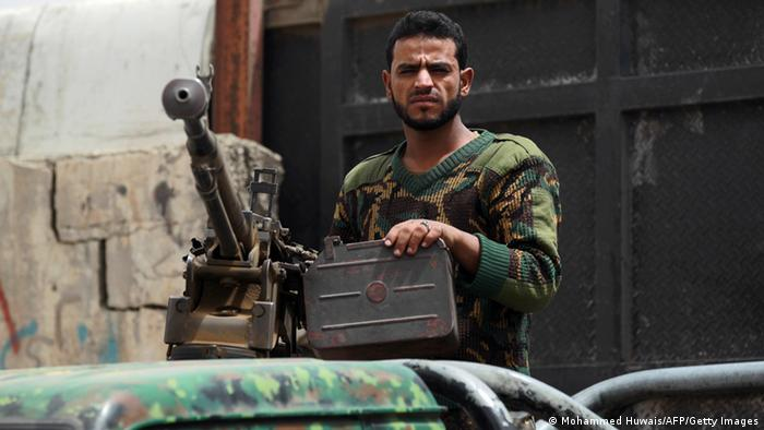 Jemen Gewalt 07.07.2014