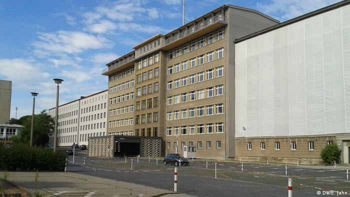 The Stasi Ministry for State Security Headquarters in Berlin