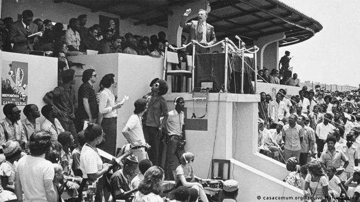 Spezial Portugal 40 Jahre Nelkenrevolution – 40 Jahre Unabhängigkeit
