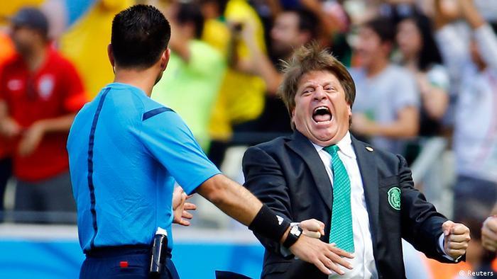 Miguel Herrera (Foto: Reuters)