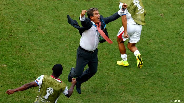 Jorge Luis Pinto (Foto: Reuters)