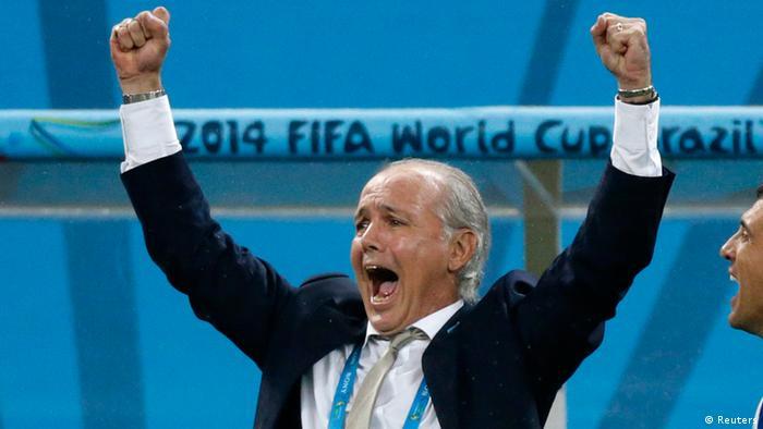Alejandro Sabella (Foto: Reuters)
