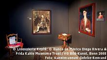 El museo de Frida Kahlo en Alemania