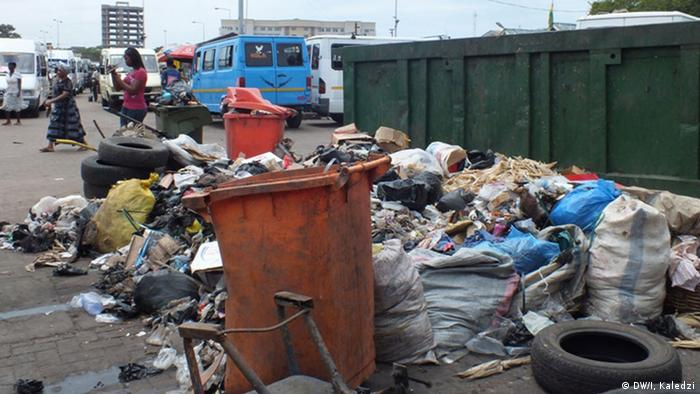 Ghana′s dirty capital | Africa | DW | 11 07 2014