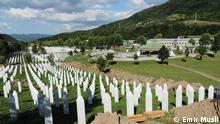 Srebrenica 2014 Jahrestag Völkermord an Bosniaken