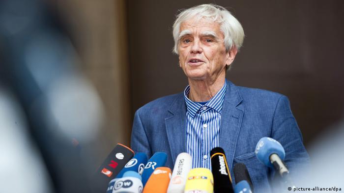 Parlamentarischer Kontrollausschuss 10.07.2014 Hans-Christian Ströbele