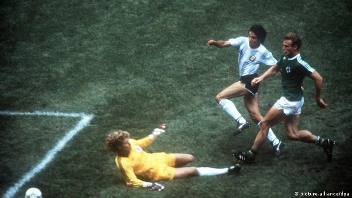 Fußball-WM '86: Finale: Das 3:2 der Argentinier