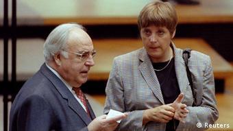 Η Μέρκελ αναλαμβάνει το 1994 το υπουργείο Περιβάλλοντος