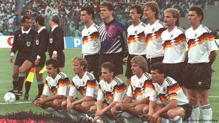 Njemačka reprezentacija 1990.