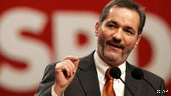 Der designierte SPD-Vorsitzende Matthias Platzeck