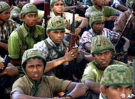 Tamil Tigers wameendeleza vita vya kujitenga tangu mwaka wa 1983.