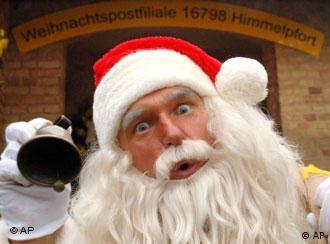 Poor old Santa
