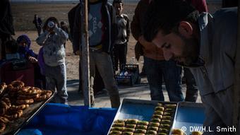 Syrische Flüchtlinge Akcakale Türkei
