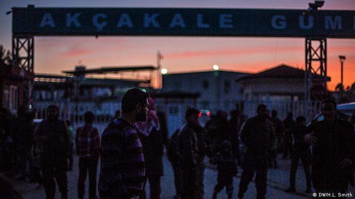 """""""Melhor morrer uma vez na Síria do que morrer todo dia na Turquia"""""""